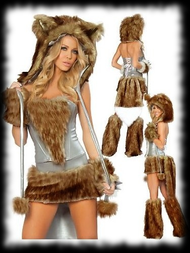 Women's Werewolf Halloween Costume Ideas