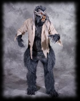 Full Body Werewolf Costume Ideas