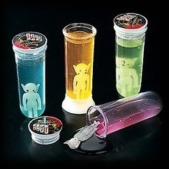 Alien Test Tube Babies Putty