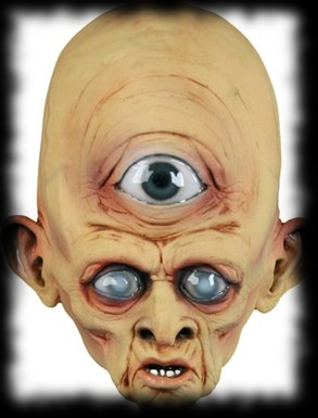 Cyclops Alien Mask For Sale