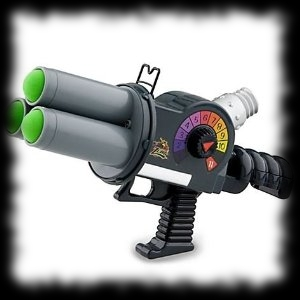 Alien Blaster Halloween Costume Prop Accessory
