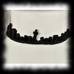 Cemetery Choker For Sale Goth Halloween Accessory