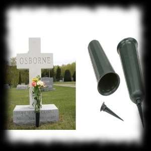 Halloween Graveyard Decoration Accessory Flower Holder