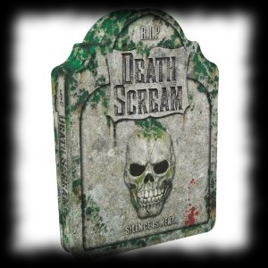 Death Scream Halloween Horror Movie Pack Tombstone Tin