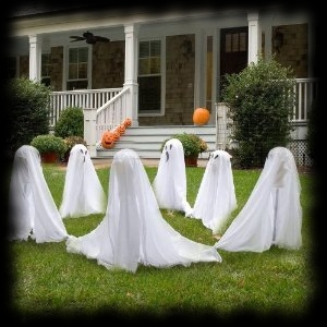 Halloween Yard Display Ideas and Props For Sale