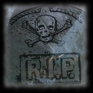 Tombstone RIP Halloween Party Napkins For Sale