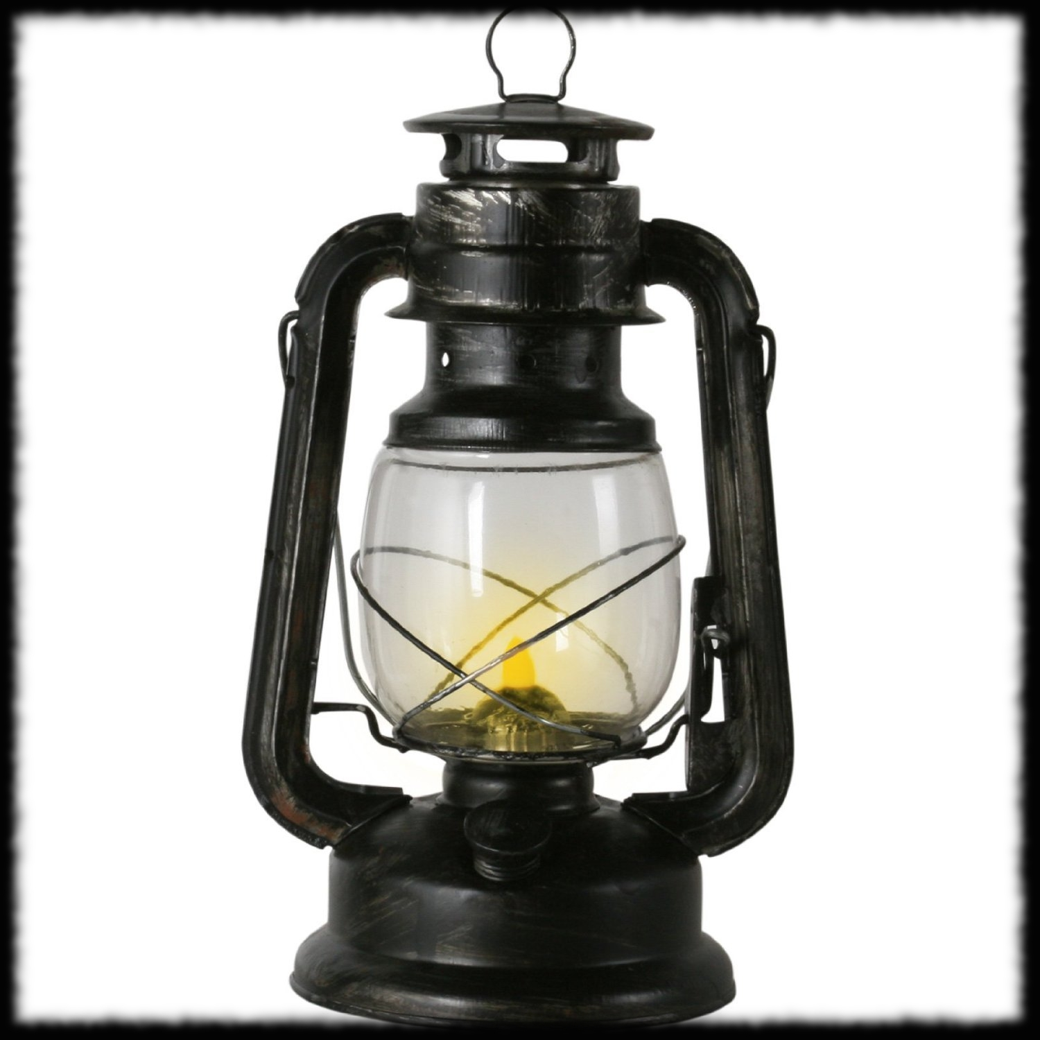 Antique Lantern LEDs with Sounds for Haunted House