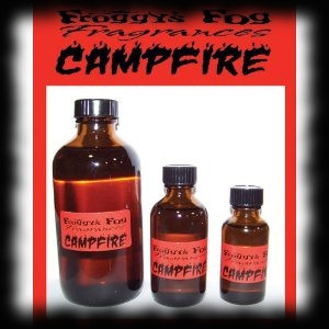 Spooky Halloween Campfire Scent for Fog Juice