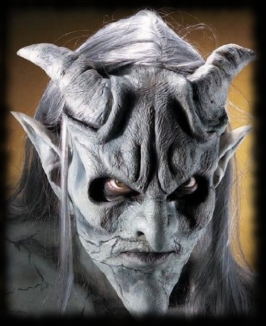 Deluxe Gargoyle Hollywood FX Mask Kit