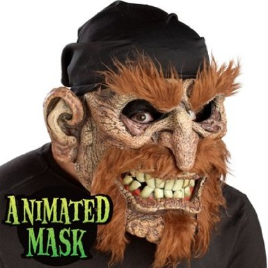 Animated Masks, Pirates, Vampires, Zombies, Werewolves and more!