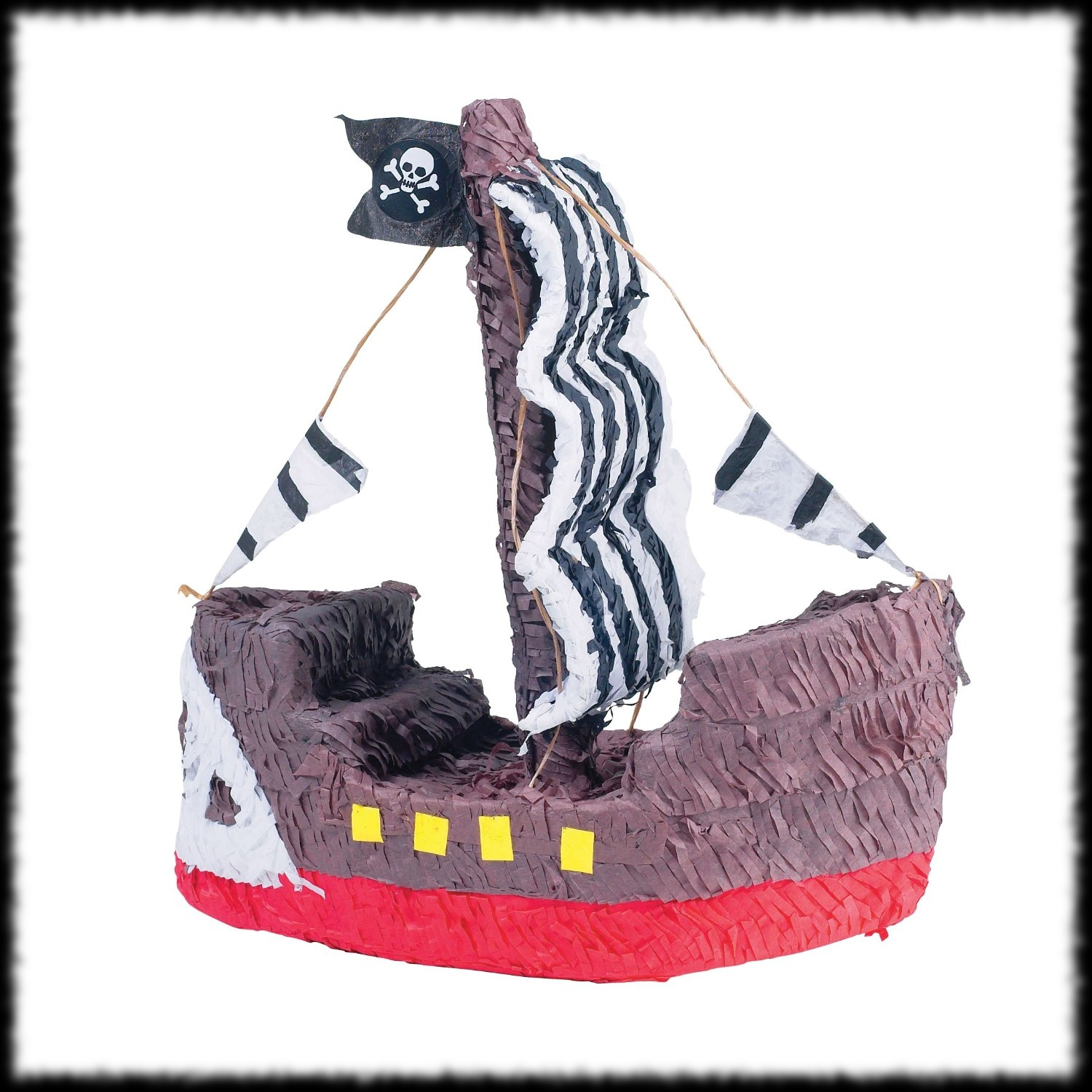 Pirate Themed Halloween Party Pinata Activity Game