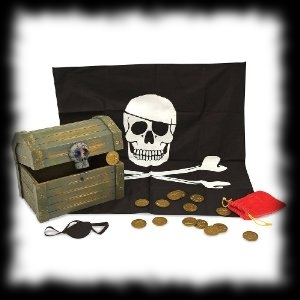 Pirate Halloween Party Decoration Kit For Sale