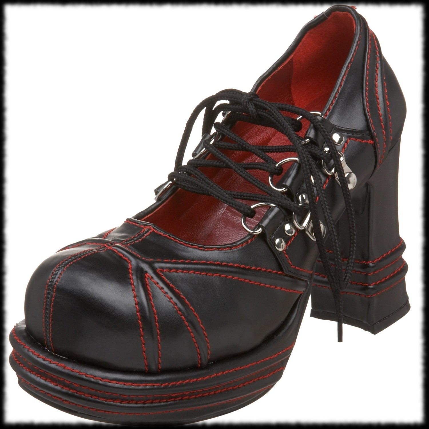 Vampire Slayer Boots Halloween Costume Accessory