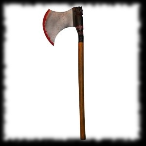 Vampire Slayer Axe Halloween Costume Accessory Vampire Hunter