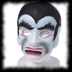 Inexpensive Dracula Halloween Mask For Sale