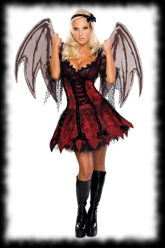 Vampiress Halloween Costume Ideas