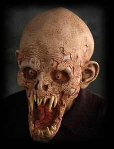 Vampire Monster Halloween Mask Idea