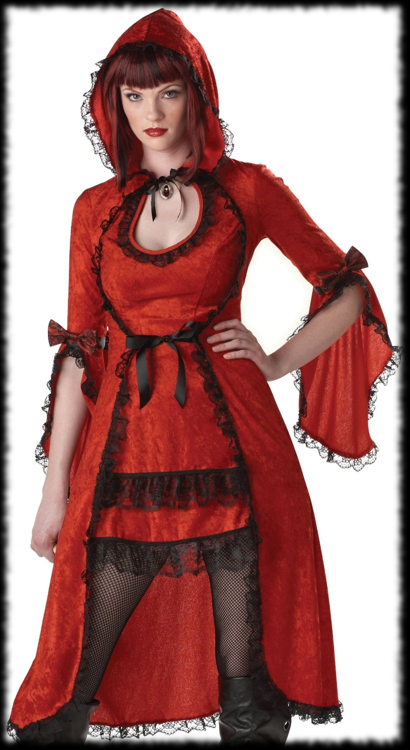 Little Red Riding Hood Halloween Costume For Sale