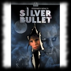 Silver Bullet DVD by Stephen King Halloween Party Activity Idea