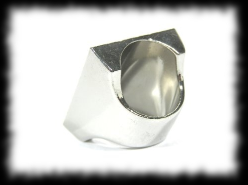 Werewolf Hunter Ring with Pointed Studs For Sale