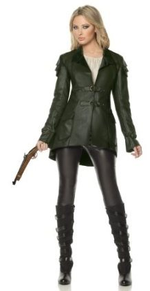 Hansel and Gretel Witch Huntress Women's Costume