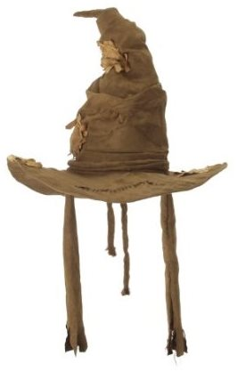 The Sorting Hat Witches Hat from Harry Potter