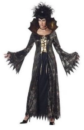 Lady's Sexy Witch Halloween Costume Idea
