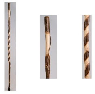 Twisted Wood Witches Walking Staff Halloween Accessory Idea