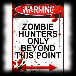 Halloween Party Ideas Zombie Hunters