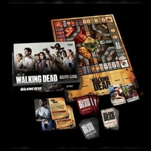 The Walking Dead Board Game Halloween Party Activity Ideas