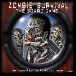 Zombies Survival The Board Game For Sale